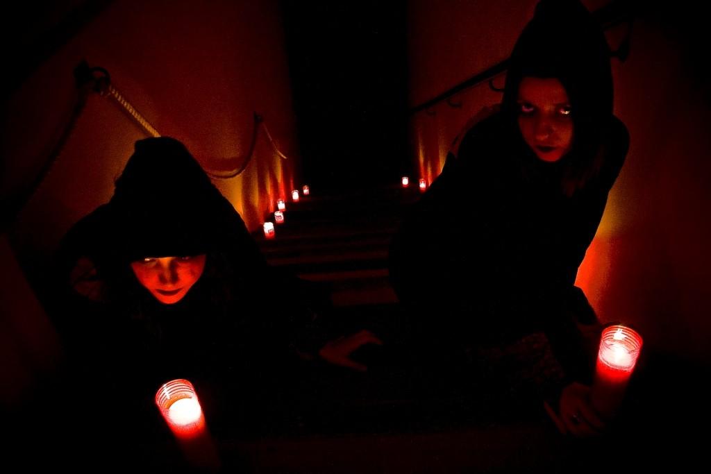 Las niñas de la Casa de los Horrores
